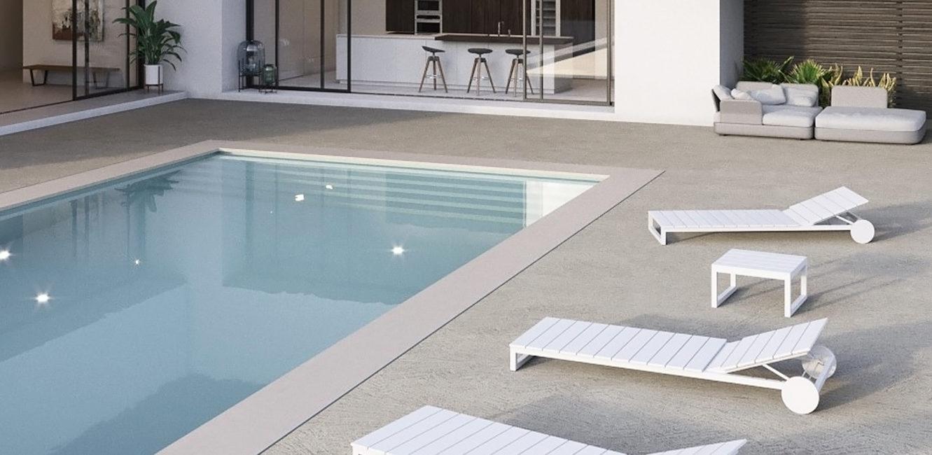 Das Rasico® System ist eine dekorative, hochresistente Beschichtung für den Außenbereich