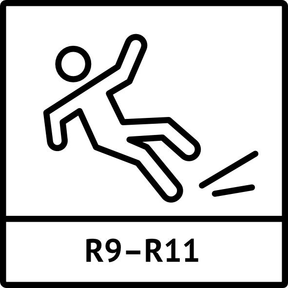 Rutschfest R9-R11