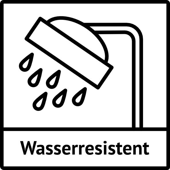 Wasserresistent