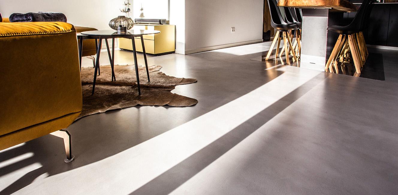 Wohn und Essbereich Verarbeitung Surface Lange Stefan aus Osnabrück