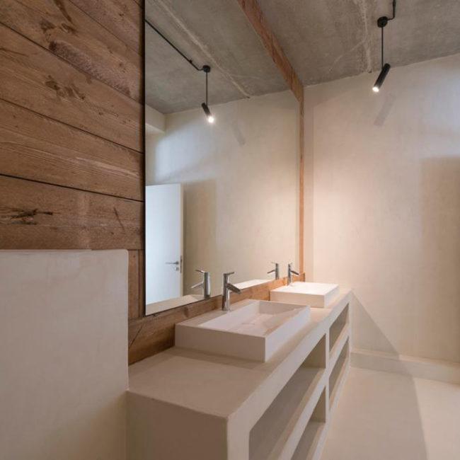 Galerie Beispiele Nassräume Beton Floor und Wall_
