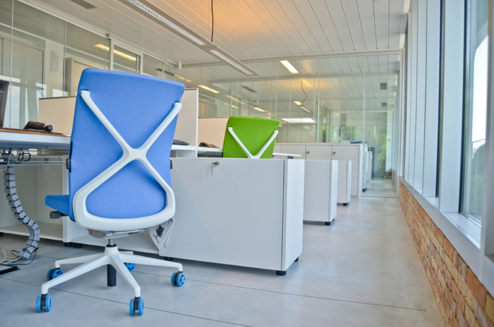 Büro, Material: Architop, Copyright: Ideal Work